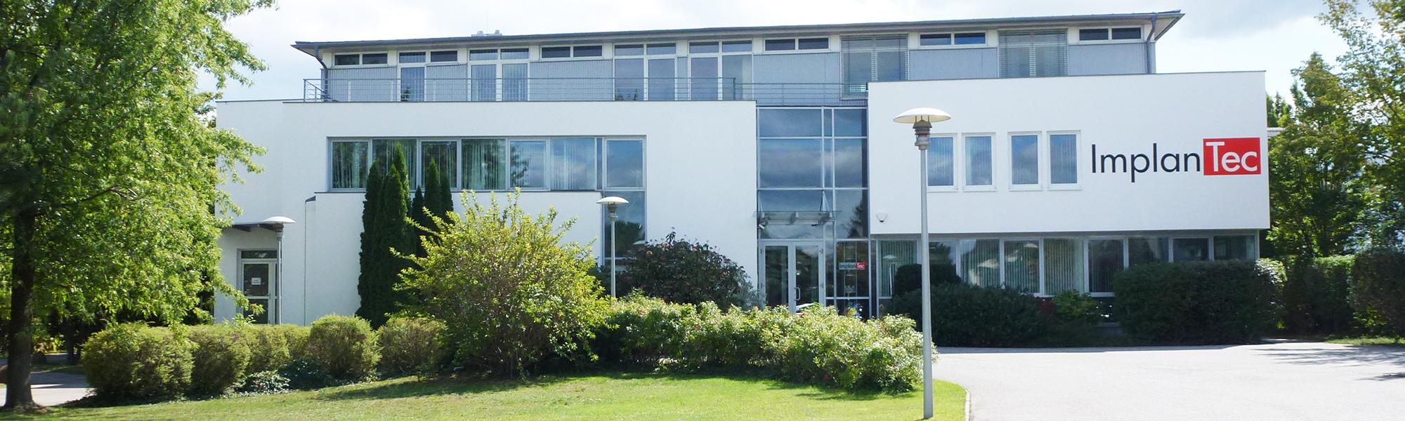 ImplanTec Firmengebäude